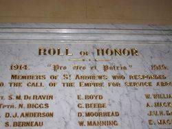 Honour Roll 2 : 14-November-2014