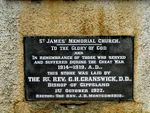 St James Memorial Church