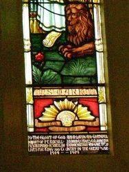 Window Inscription : 22-April-2013