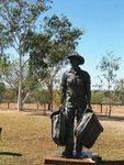 Stockman Statue 2