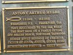 Anthony Arthur Myers : 2007