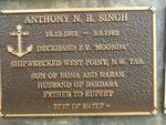 Anthony N.R. Singh : 2007