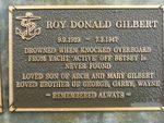 Roy Donald Gilbert : 2007