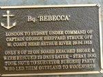 Bq. Rebecca : 2007