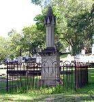 Thomas McCulloch Grave-Noel Hall circa 2005