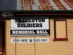 Traveston Soldiers Memorial Hall 2 : 08-05-2012