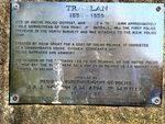 Traylan Native Police Inscription : 13-10-2013