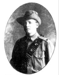 Trooper Page + Boer War Memorial