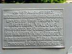 Trophy of British Valour Plaque
