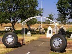 Truck Drivers Memorial : 21-January-2014