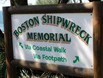 US Cities Service Boston Memorial-Signage