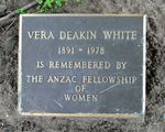 Vera Deakin : 14-November-2011