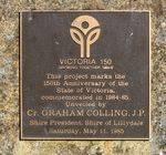 Victoria 150th Anniversary : 02-December-2011