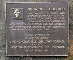 Victoria 150th Anniversary : 8-September-2011