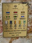 Vietnam Veterans Memorial Place Plaque