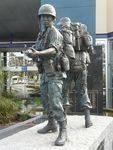 Vietnam War Memorial of Victoria : 12-August-2012
