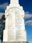 Walgett Soldiers Memorial Honor Roll