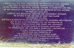 Walter Hill Tribute Plaque-Noel Hall