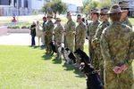 War Dogs Dedication Ceremony : 04-05-2014