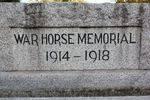 War Horses Memorial : 9-April-2012