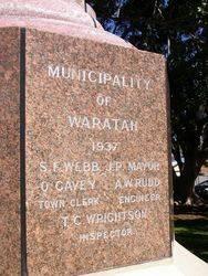 Municipality of Waratah : 18-September-2014