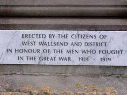 Soldiers Memorial Plaque : 04-October-2014