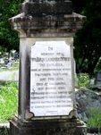 William Landsborough Memorial Inscription