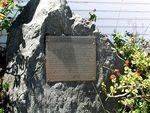Williams Memorial Stone