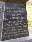 Water Supply Inscription : 16-August-2014