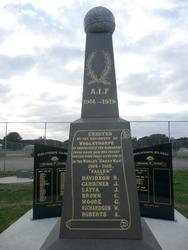 Woolsthorpe War Memorial