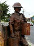 World War One Memorial Statues